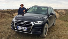 Essai Audi Q5 : décrocher les étoiles