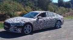 Audi A7 Sportback et A8 en Catalogne