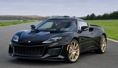 Lotus Evora Sport 410 GP Edition : hommage au Team Lotus