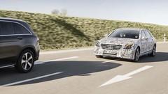 Mercedes : une Classe S relookée et plus autonome