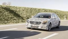 Mercedes Classe S restylée : un pas de plus vers la conduite autonome