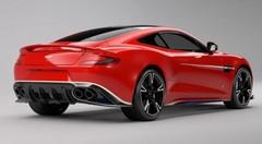 Aston Martin Vanquish S Red Arrows : hommage à la patrouille aérienne acrobatique britannique