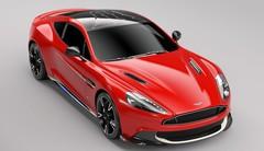 Vanquish S : Aston Martin lance une édition limitée aux couleurs de la RAF