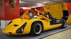 Une magnifique Porsche 910 repensée à l'électrique