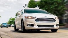 Ford : pas de voitures autonomes avant 2026