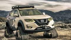 Nissan fait la chenille qui redémarre