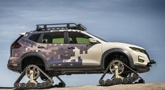 Nissan Rogue Warrior Project : juste pour faire le show