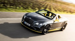 Essai Bentley Continental GT Speed Black Edition