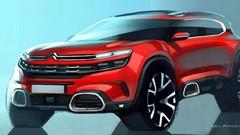 Citroën C5 Aircross : le nouveau SUV aux Chevrons