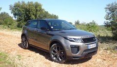 Essai Range Rover Evoque : Un 4x4 habillé sport