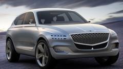 Les Coréens dévoilent un prototype de SUV à l'hydrogène