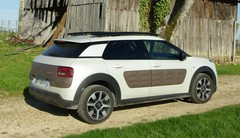 Essai Citroën C4 Cactus Puretech 110 Shine : Rancho des temps modernes