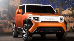 Toyota FT-4X concept : un FJ Cruiser compact à New York