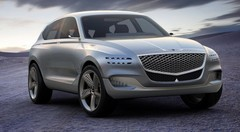 Genesis GV80 Concept : un aperçu du premier SUV de Genesis