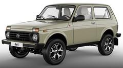 Lada Niva : une édition anniversaire pour les 40 ans de ce mythique 4x4