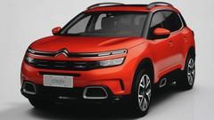 Citroën C5 Aircross : toutes les infos, les photos et la vidéo
