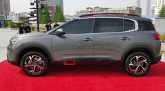 Citroën C5 Aircross : le nouveau SUV de Citroën dévoilé en live