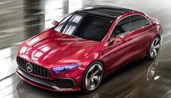 Mercedes Concept A : la prochaine génération de compacte est prête