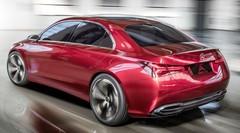 Salon de Shanghai 2017 - Mercedes Classe A Sedan Concept : double annonce