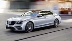 Mercedes Classe S restylée : le retour du six en ligne