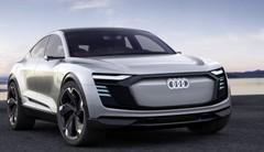 Audi e-tron Sportback concept : le futur SUV électrique en filigrane