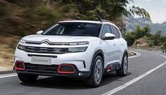 Citroën C5 Aircross : un SUV sur coussins d'huile