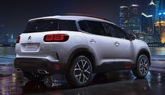 Citroën C5 Aircross : le tout-terrain à suspension hydraulique