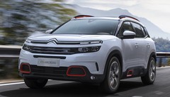 Citroën C5 Aircross 2018 : Le grand SUV selon Citroën