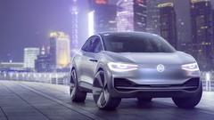 Volkswagen I.D. Crozz Concept : le SUV électrique de VW