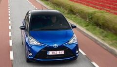 Essai Toyota Yaris hydride (2017) : Conduisez-la avec des fleurs !