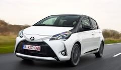 Essai Toyota Yaris 2017 : caisse de retraite