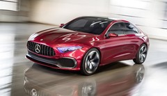 Mercedes Concept A Sedan: La future CLA ?