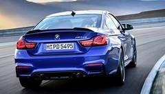 BMW M4 CS : pour limer les circuits, sans l'exclusivité de la M4 GTS