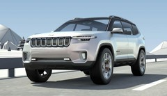 Jeep Yuntu Concept : addiction aux écrans