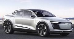 Audi e-tron Sportback Concept : l'offensive électrique se précise