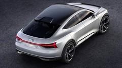 L'Audi E-Tron Sportback Concept préfigure le prochain SUV électrique