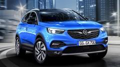 Opel Grandland X : Numéro 6 !