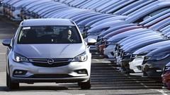 Spectaculaire rebond pour le marché automobile européen en mars