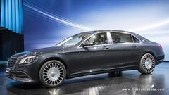 Mercedes classe S : d'abord avec un nouveau diesel