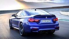 BMW M4 CS : Plus légère et plus rapide !