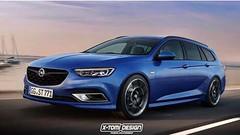 Opel : 500 chevaux pour la future Insignia OPC ?