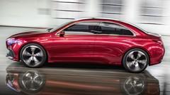 Mercedes lève le voile sur son Concept A Sedan