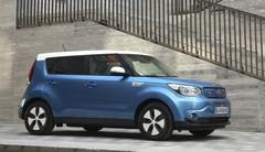 Kia Soul EV : un peu plus d'autonomie
