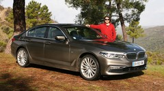 Essai BMW Série 5 : plus affûtée