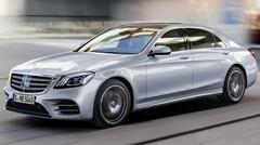 Mercedes Classe S: facelift à Shanghai