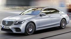 Mercedes dévoile sa nouvelle Classe S