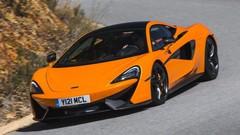 La McLaren 570S Spider sera lancée cette année