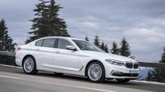 Essai BMW 530e iPerformance Hybride