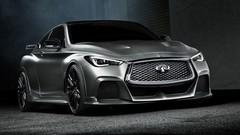 Infiniti : l'étonnante Q60 Project Black S pourrait être produite