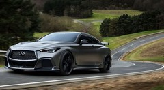 Infiniti Q60 Black S : passage à la production confirmé !